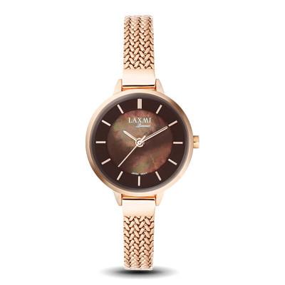 ساعت مچی زنانه اصل   برند لاکسمی   مدل  laxmi 8071-3
