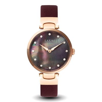 ساعت مچی زنانه اصل | برند لاکسمی | مدل  laxmi 8072-3