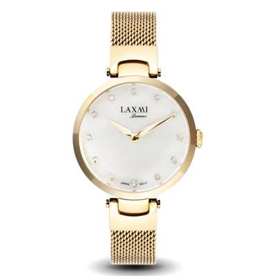 ساعت مچی زنانه اصل | برند لاکسمی | مدل  laxmi 8073-5
