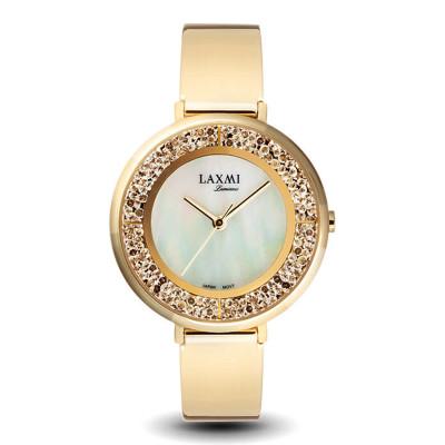 ساعت مچی زنانه اصل | برند لاکسمی | مدل  laxmi 8074-3
