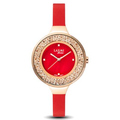 ساعت مچی زنانه اصل | برند لاکسمی | مدل  laxmi 8075-2
