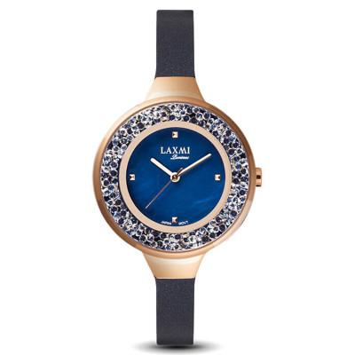 ساعت مچی زنانه اصل | برند لاکسمی | مدل  laxmi 8075-4