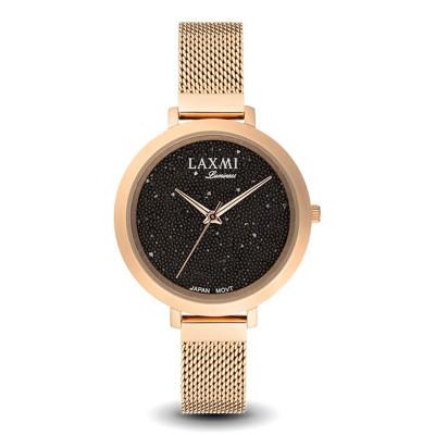 ساعت مچی زنانه اصل | برند لاکسمی | مدل  laxmi 8076-3