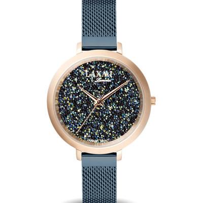ساعت مچی زنانه اصل | برند لاکسمی | مدل  laxmi 8076-5