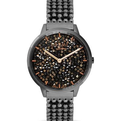 ساعت مچی زنانه اصل | برند لاکسمی | مدل  laxmi 8078-4