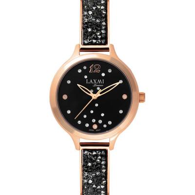 ساعت مچی زنانه اصل | برند لاکسمی | مدل  laxmi 8079-2