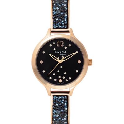 ساعت مچی زنانه اصل | برند لاکسمی | مدل  laxmi 8079-3
