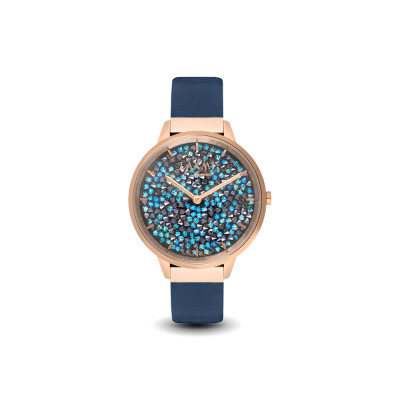 ساعت مچی زنانه اصل   برند لاکسمی   مدل  laxmi 8028-3