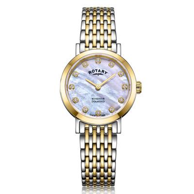 ساعت مچی زنانه اصل   برند روتاری   مدل LB05301/41/D
