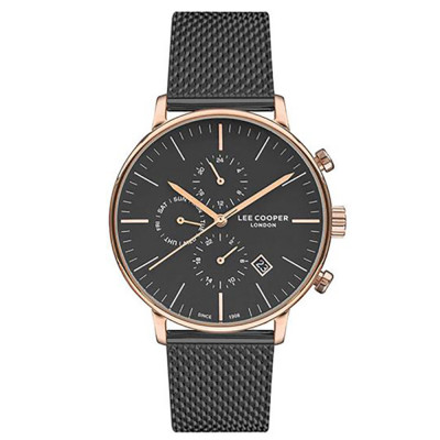 ساعت مچی مردانه اصل | برند لی کوپر | مدل lc07072.460