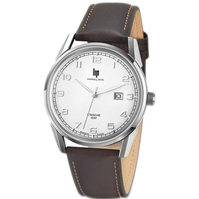 ساعت مچی مردانه اصل | برند لیپ | مدل LIP 670101