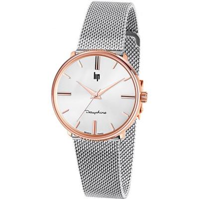 ساعت مچی مردانه - زنانه اصل | برند لیپ | مدل LIP 671319