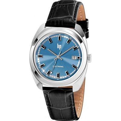 ساعت مچی مردانه اصل | برند لیپ | مدل LIP 671353