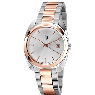 ساعت مچی مردانه اصل | برند لیپ | مدل LIP 671367