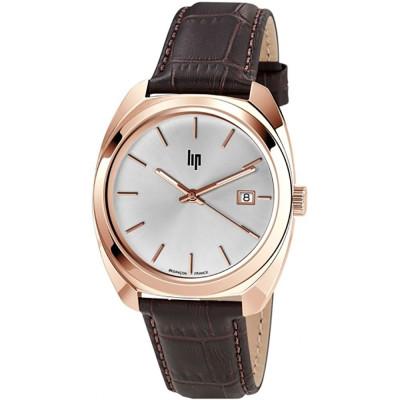 ساعت مچی مردانه اصل | برند لیپ | مدل LIP 671368
