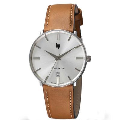 ساعت مچی مردانه اصل | برند لیپ | مدل LIP 671422