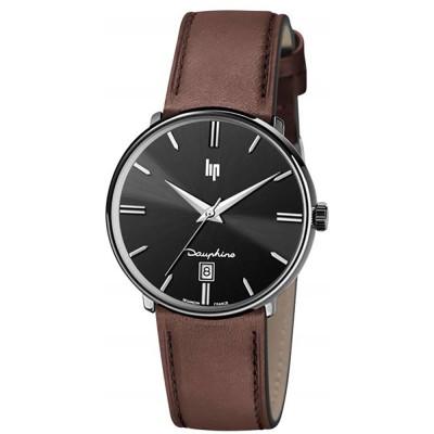 ساعت مچی مردانه اصل | برند لیپ | مدل LIP 671438