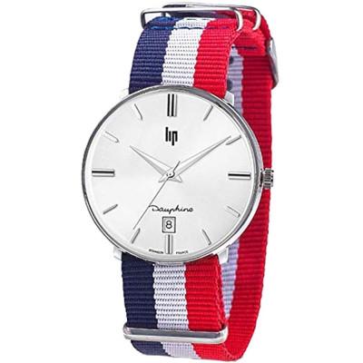 ساعت مچی مردانه اصل | برند لیپ | مدل LIP 671439