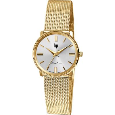 ساعت مچی زنانه اصل | برند لیپ | مدل LIP 671474