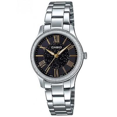 ساعت مچی زنانه اصل | برند کاسیو | مدل LTP-E164D-1ADF