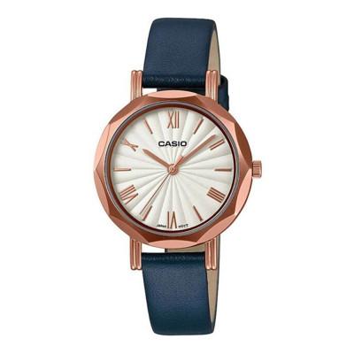 ساعت مچی زنانه اصل | برند کاسیو | مدل LTP-E411RL-7ADF