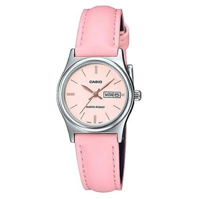 ساعت مچی زنانه اصل | برند کاسیو | مدل LTP-V006L-4BUDF