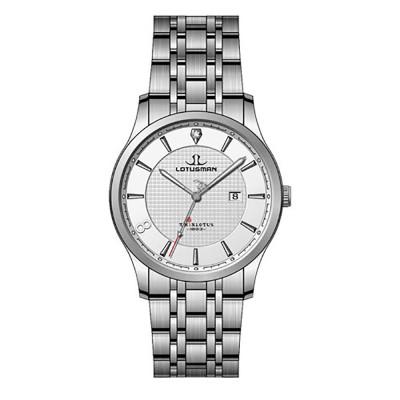 ساعت مچی مردانه اصل | برند لوتوسمن | مدل M102ASSW