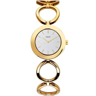 ساعت مچی زنانه اصل |برند ام اند ام | مدل M11706-232