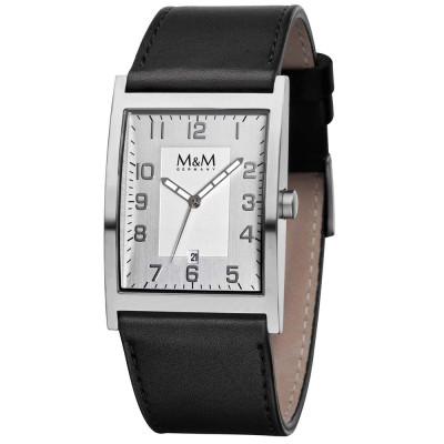 ساعت مچی مردانه اصل |برند ام اند ام | مدل M11760-423