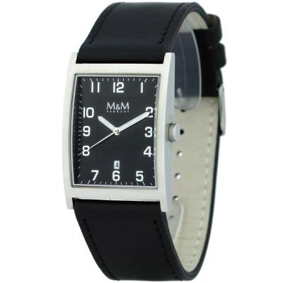 ساعت مچی مردانه اصل |برند ام اند ام | مدل M11760-426