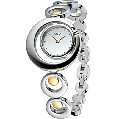 ساعت مچی زنانه اصل |برند ام اند ام | مدل M11827-362