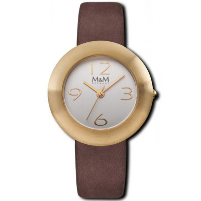 ساعت مچی زنانه اصل |برند ام اند ام | مدل M11828-513