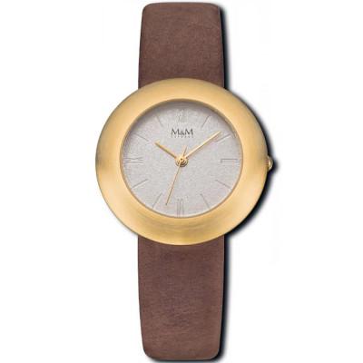 ساعت مچی زنانه اصل |برند ام اند ام | مدل M11828-517