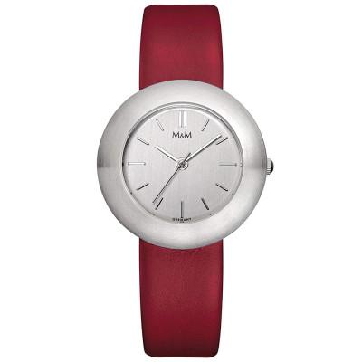 ساعت مچی زنانه اصل |برند ام اند ام | مدل M11828-822