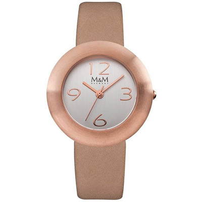 ساعت مچی زنانه اصل |برند ام اند ام | مدل M11828-993