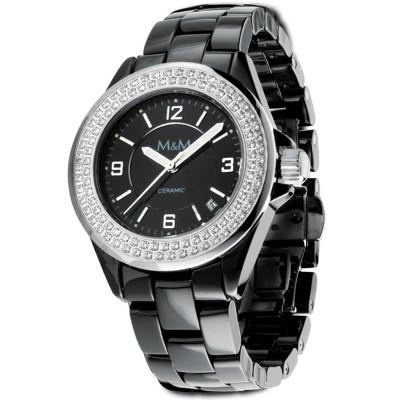 ساعت مچی زنانه اصل |برند ام اند ام | مدل M11829-896