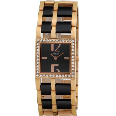 ساعت مچی زنانه اصل |برند ام اند ام | مدل M11832-795