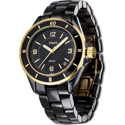 ساعت مچی زنانه اصل |برند ام اند ام | مدل M11838-995