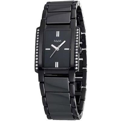 ساعت مچی زنانه اصل |برند ام اند ام | مدل M11841-995