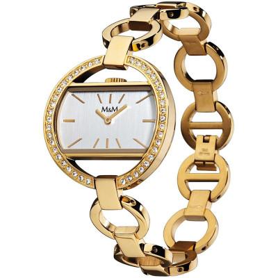 ساعت مچی زنانه اصل |برند ام اند ام | مدل M11852-232