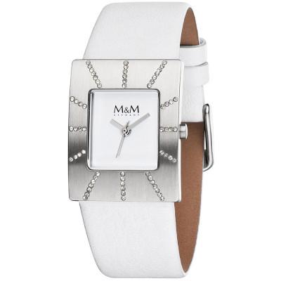 ساعت مچی زنانه اصل |برند ام اند ام | مدل M11853-722