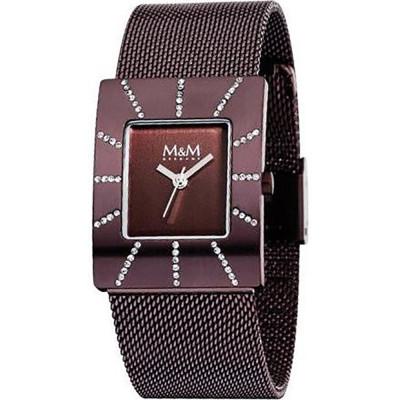 ساعت مچی زنانه اصل |برند ام اند ام | مدل M11853-995