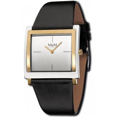ساعت مچی زنانه اصل  برند ام اند ام   مدل M11866-462