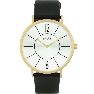 ساعت مچی مردانه اصل |برند ام اند ام | مدل M11870-423