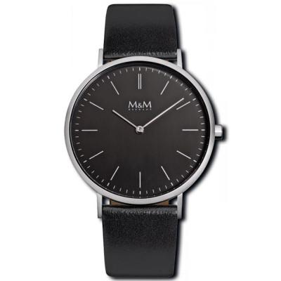 ساعت مچی مردانه اصل |برند ام اند ام | مدل M11870-445
