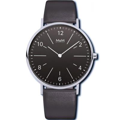 ساعت مچی مردانه اصل |برند ام اند ام | مدل M11870-546