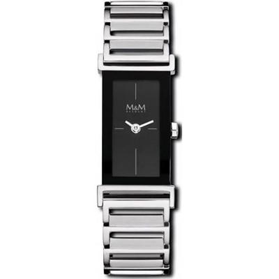 ساعت مچی زنانه اصل |برند ام اند ام | مدل M11873-145