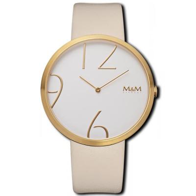ساعت مچی زنانه اصل |برند ام اند ام | مدل M11881-913