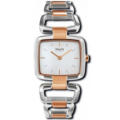 ساعت مچی زنانه اصل |برند ام اند ام | مدل M11882-192