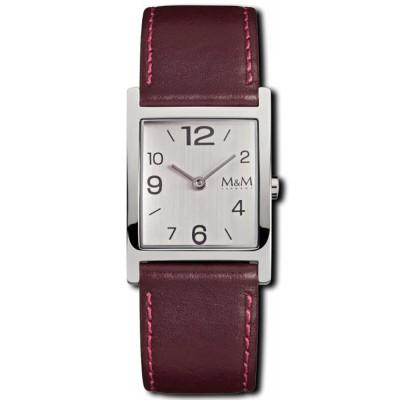 ساعت مچی زنانه اصل |برند ام اند ام | مدل M11897-843